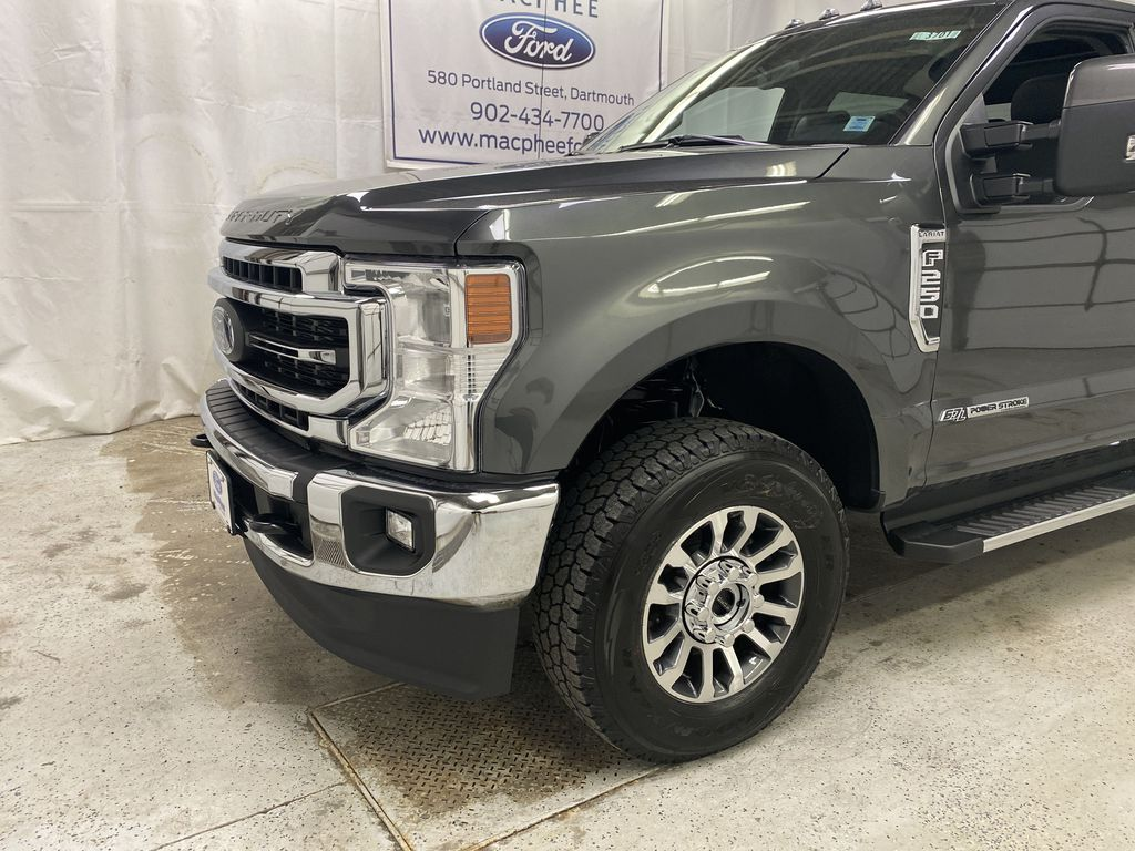 MAGNETIC 2020 Ford Super Duty F-250 SRW Left Front Corner Photo in Dartmouth NS