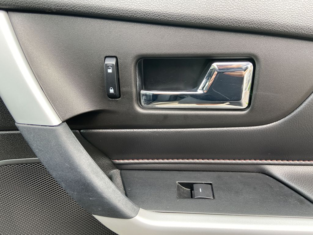 Gray[Mineral Grey] 2014 Ford Edge SEL Passenger Front Door Controls Photo in Calgary AB