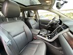 Gray[Mineral Grey] 2014 Ford Edge SEL Right Side Front Seat  Photo in Calgary AB