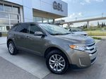 Gray[Mineral Grey] 2014 Ford Edge SEL Primary Listing Photo in Calgary AB