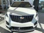 White[Crystal White Tricoat] 2020 Cadillac XT5 Front Vehicle Photo in Edmonton AB