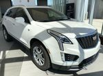 White[Crystal White Tricoat] 2020 Cadillac XT5 Right Front Corner Photo in Edmonton AB
