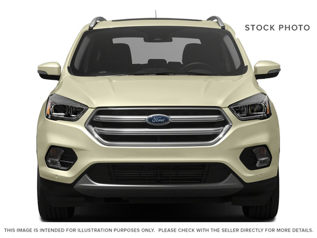 2017 Ford Escape Front Vehicle Photo in Airdrie AB