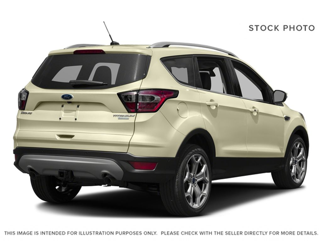 2017 Ford Escape Right Rear Corner Photo in Airdrie AB