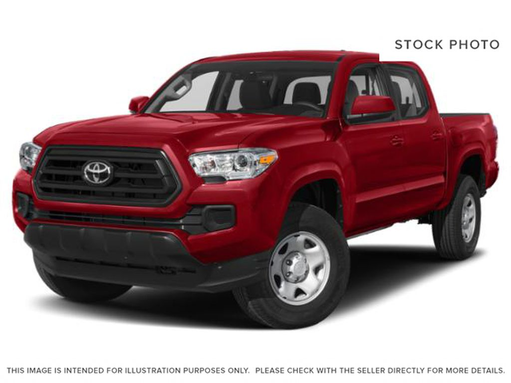 Red[Barcelona Red Metallic] 2020 Toyota Tacoma