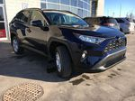 Blue[Blueprint] 2020 Toyota RAV4 AWD XLE Standard Package R1RFVT AM Right Front Corner Photo in Brampton ON