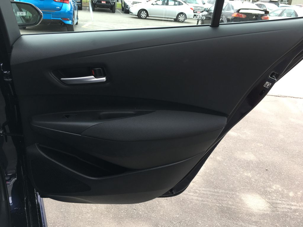 08X8 BLUEPRINT 2020 Toyota Corolla LE Standard Package BPRBLC AM Right Rear Interior Door Panel Photo in Brampton ON
