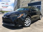 Black[Black Sand Pearl] 2020 Toyota Corolla LE Standard Package BPRBLC AM Primary Listing Photo in Brampton ON
