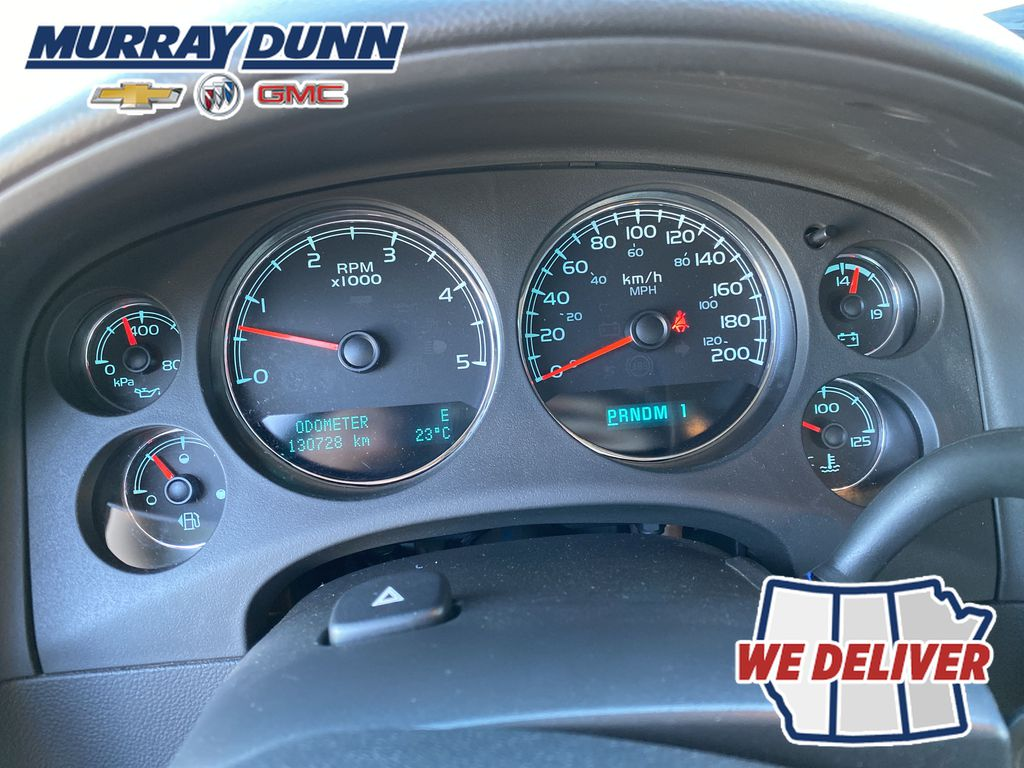 White[Summit White] 2011 Chevrolet Silverado 2500HD Odometer Photo in Nipawin SK