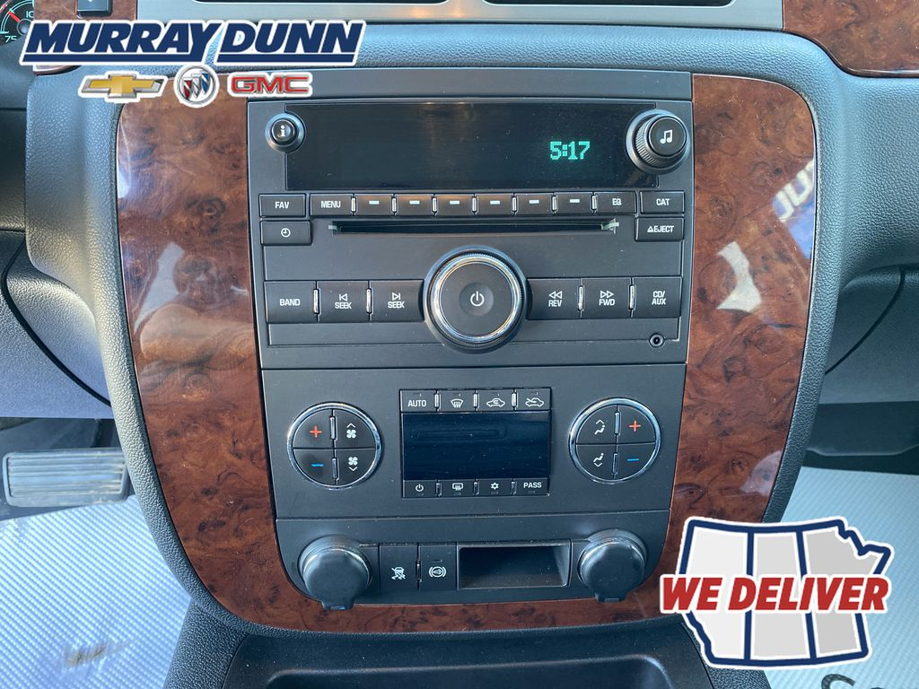 White[Summit White] 2011 Chevrolet Silverado 2500HD Central Dash Options Photo in Nipawin SK