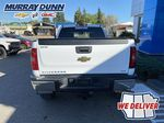 White[Summit White] 2011 Chevrolet Silverado 2500HD Rear of Vehicle Photo in Nipawin SK