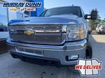 White[Summit White] 2011 Chevrolet Silverado 2500HD LF Corner and Fog Lights (Low) in Nipawin SK