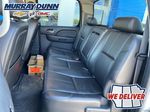 White[Summit White] 2011 Chevrolet Silverado 2500HD Rear Seat Back Photo in Nipawin SK