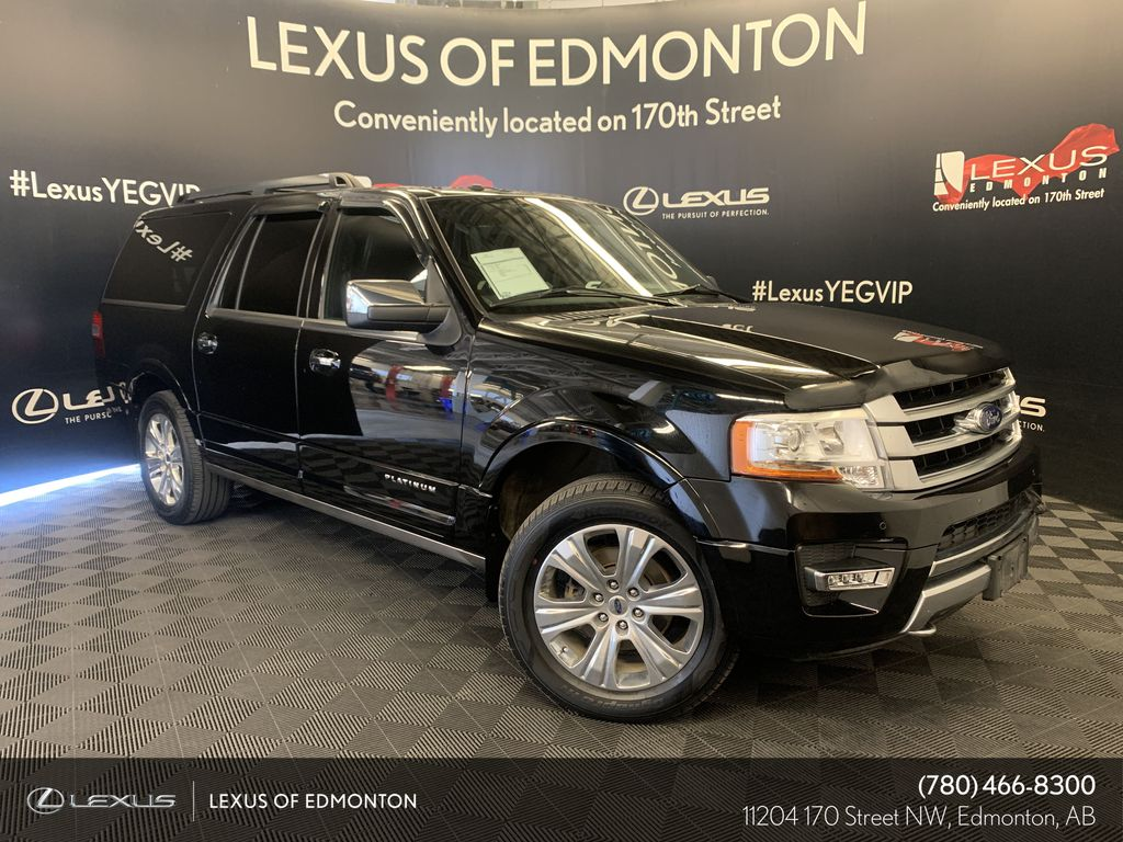 Black[Shadow Black] 2017 Ford Expedition Max