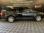 Black[Shadow Black] 2017 Ford Expedition Max Right Side Photo in Edmonton AB