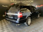Black[Shadow Black] 2017 Ford Expedition Max Right Rear Corner Photo in Edmonton AB