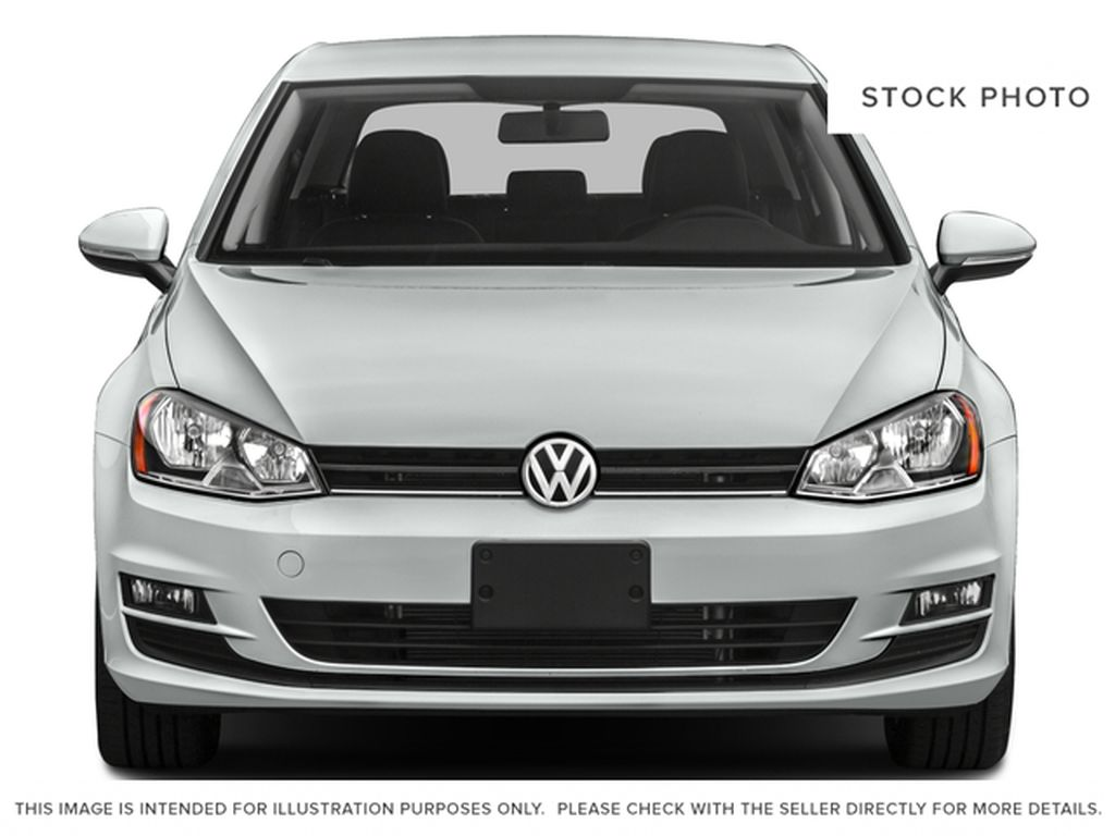 2016 Volkswagen Golf Front Vehicle Photo in Dartmouth NS