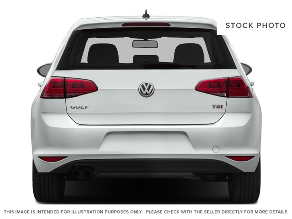 2016 Volkswagen Golf Rear of Vehicle Photo in Dartmouth NS