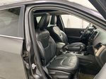 Black[Brilliant Black Crystal Pearlcoat] 2014 Jeep Cherokee Right Side Front Seat  Photo in Dartmouth NS