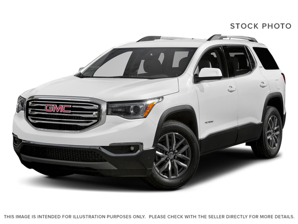 Black[Ebony Twilight Metallic] 2017 GMC Acadia