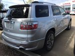 Silver[Quicksilver Metallic] 2012 GMC Acadia Denali AWD Rear of Vehicle Photo in Sherwood Park AB
