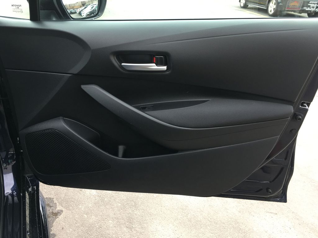 08X8 BLUEPRINT 2020 Toyota Corolla LE Standard Package BPRBLC AM Right Front Interior Door Panel Photo in Brampton ON