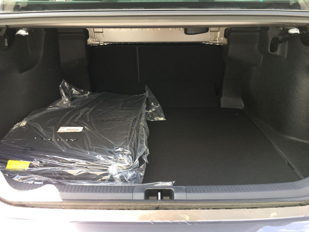 Gray[Pre-Dawn Grey Mica] 2020 Toyota Camry LE Standard Package B11HLT AM Trunk / Cargo Area Photo in Brampton ON