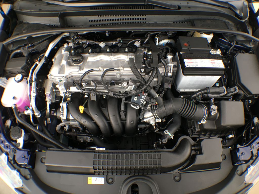 08X8 BLUEPRINT 2020 Toyota Corolla LE Standard Package BPRBLC AM Engine Compartment Photo in Brampton ON