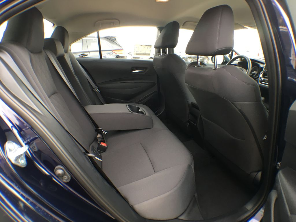 08X8 BLUEPRINT 2020 Toyota Corolla LE Standard Package BPRBLC AM Right Side Rear Seat  Photo in Brampton ON