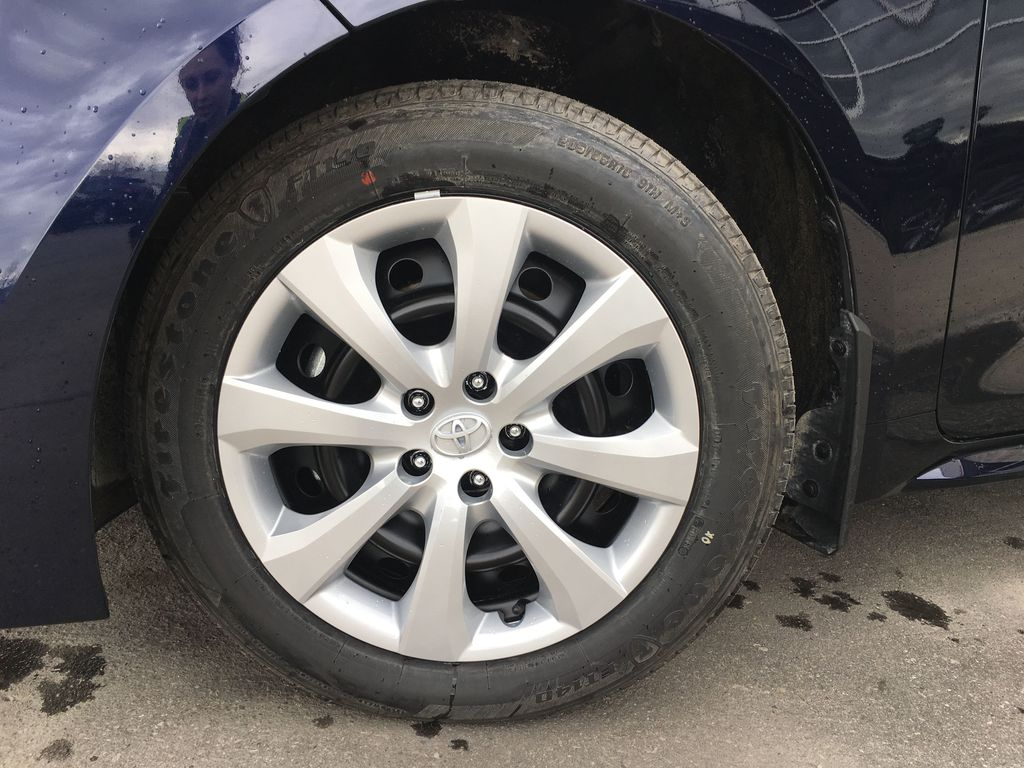 08X8 BLUEPRINT 2020 Toyota Corolla LE Standard Package BPRBLC AM Left Front Rim and Tire Photo in Brampton ON