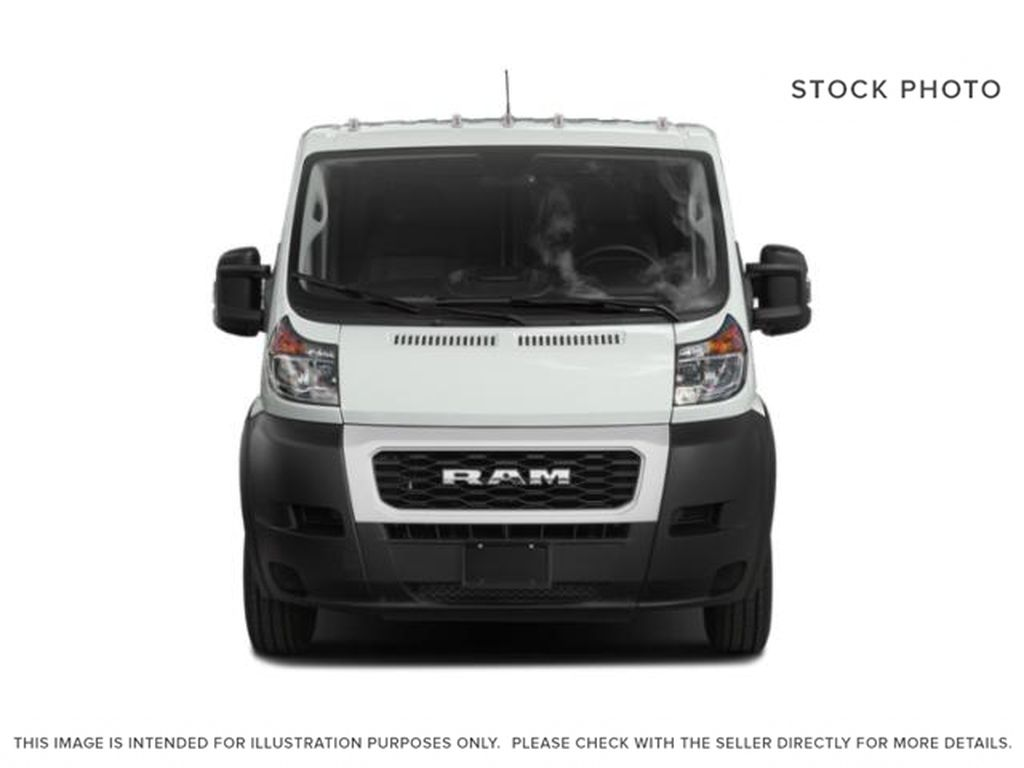 White[Bright White] 2020 Ram ProMaster Cargo Van Front Vehicle Photo in Fort Macleod AB