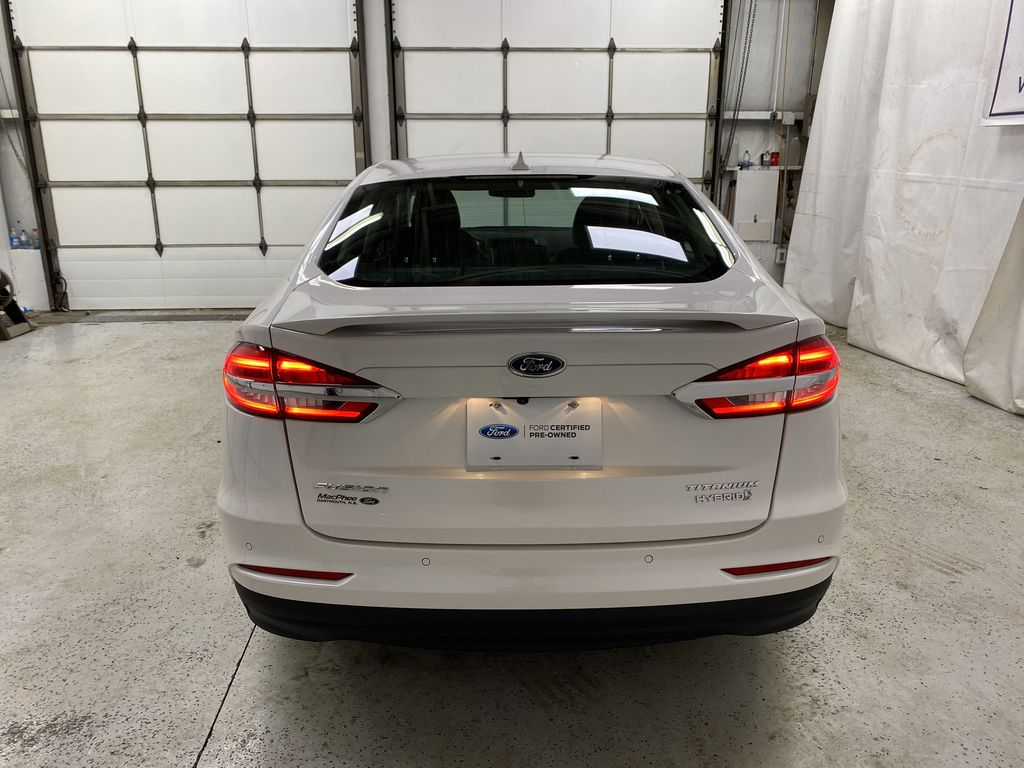 2019 Ford Fusion Hybrid Rear of Vehicle Photo in Dartmouth NS