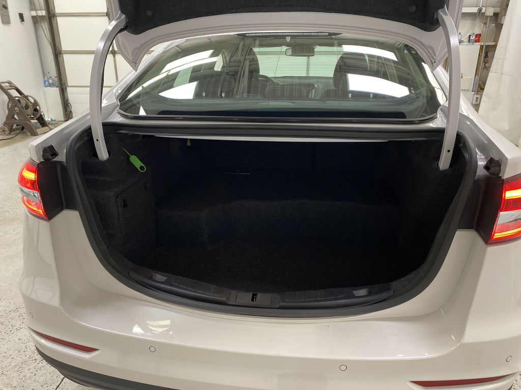 2019 Ford Fusion Hybrid Trunk / Cargo Area Photo in Dartmouth NS