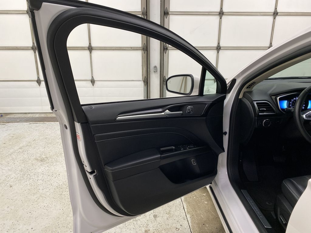 2019 Ford Fusion Hybrid Left Front Interior Door Panel Photo in Dartmouth NS