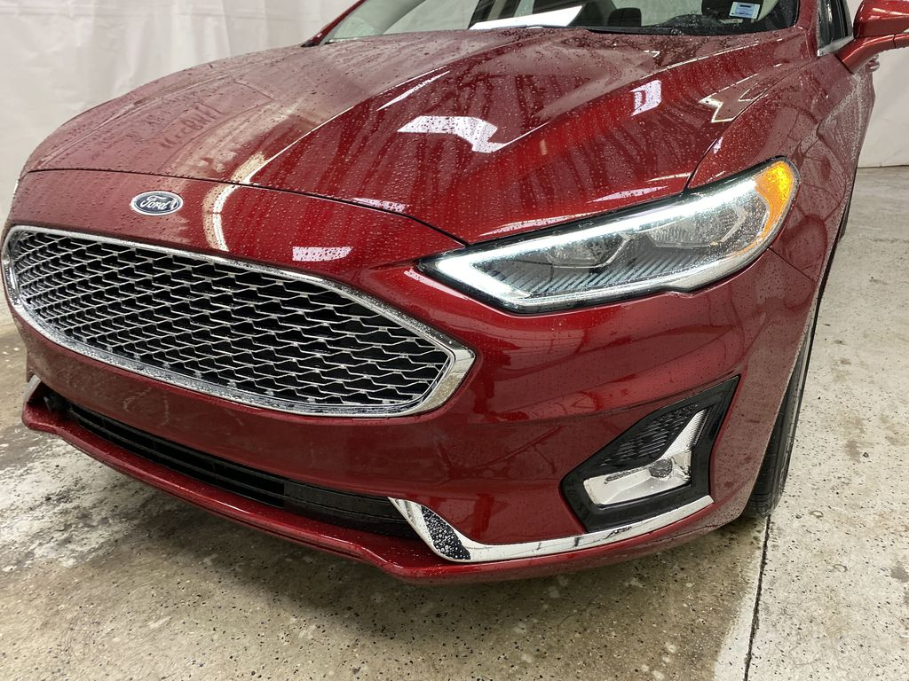 2019 Ford Fusion Hybrid Left Front Head Light / Bumper and Grill in Dartmouth NS
