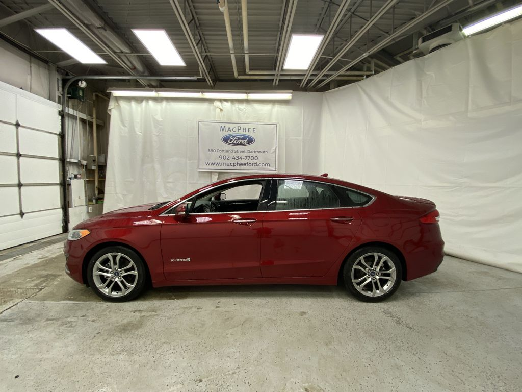 2019 Ford Fusion Hybrid Left Side Photo in Dartmouth NS