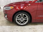 2019 Ford Fusion Hybrid Left Front Rim and Tire Photo in Dartmouth NS