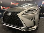 Silver[Atomic Silver] 2017 Lexus RX 350 Left Front Head Light / Bumper and Grill in Edmonton AB
