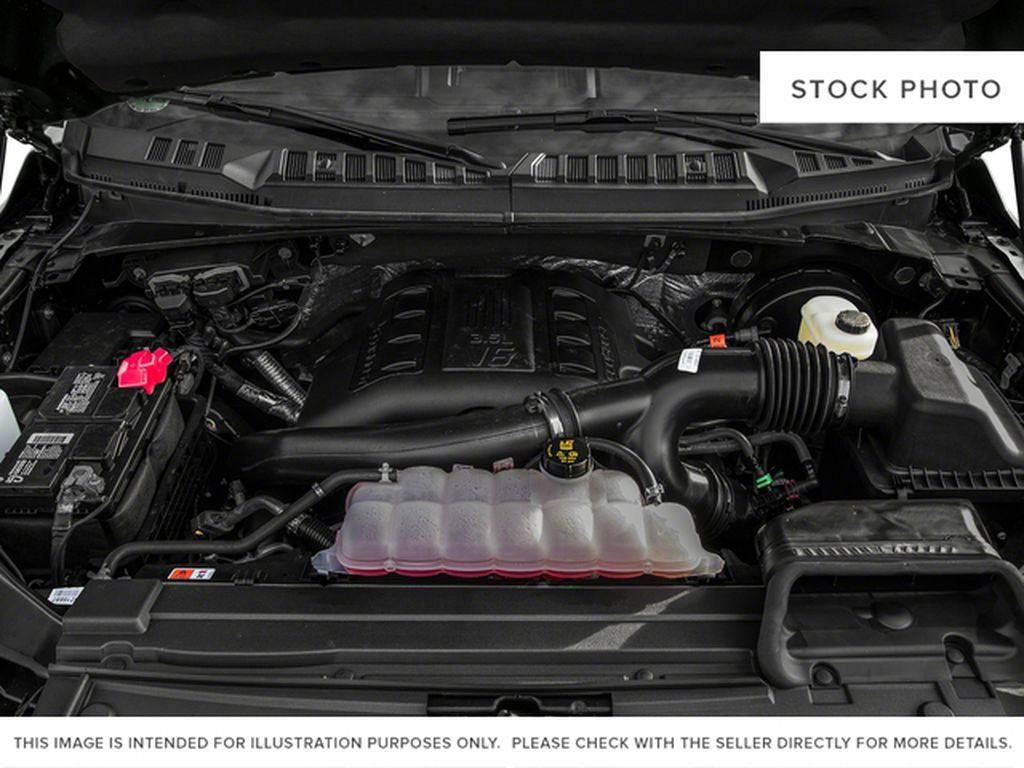 2016 Ford F-150 Engine Compartment Photo in Dartmouth NS