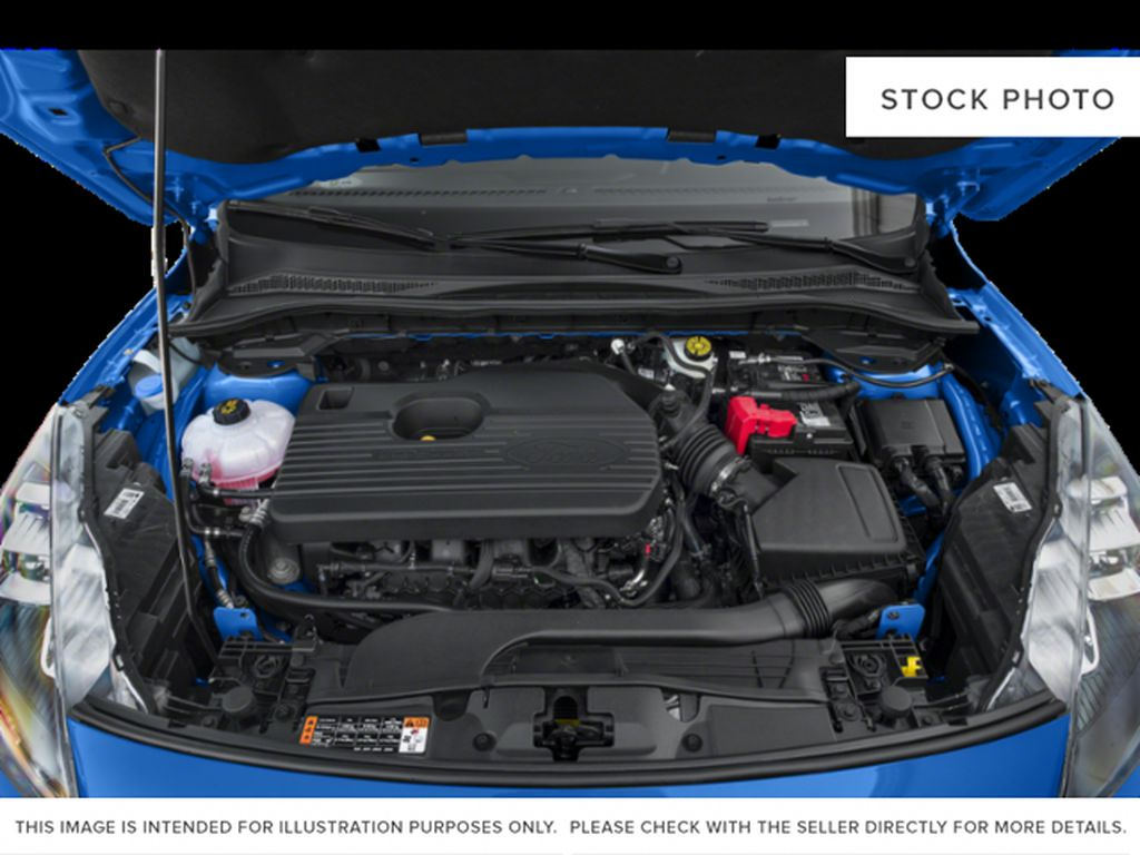 Red[Rapid Red Metallic Tinted Clearcoat] 2020 Ford Escape Engine Compartment Photo in Dartmouth NS