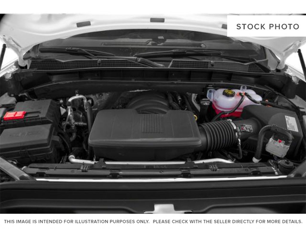 White[Summit White] 2020 GMC Sierra 1500 Engine Compartment Photo in Calgary AB