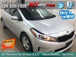 Silver[Ultra Silver Metallic] 2017 Kia Forte LX Plus - Automatic, Bluetooth, Heated Seats, LOW PRICE Primary Listing Photo in Winnipeg MB
