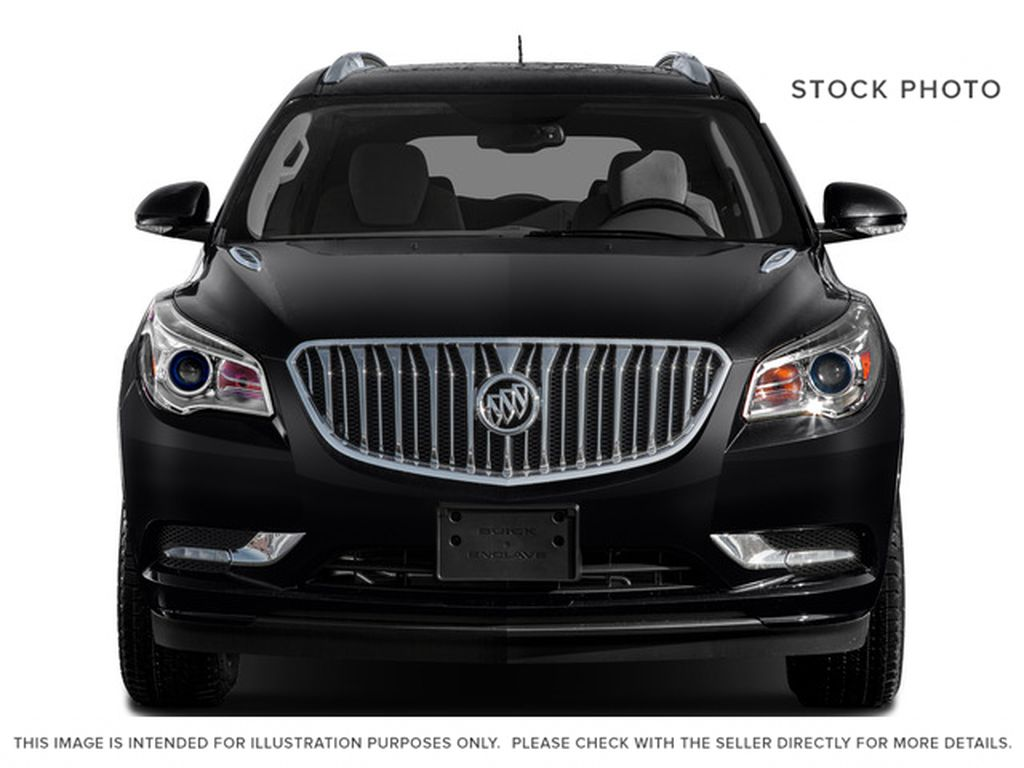 2016 Buick Enclave Front Vehicle Photo in Brooks AB