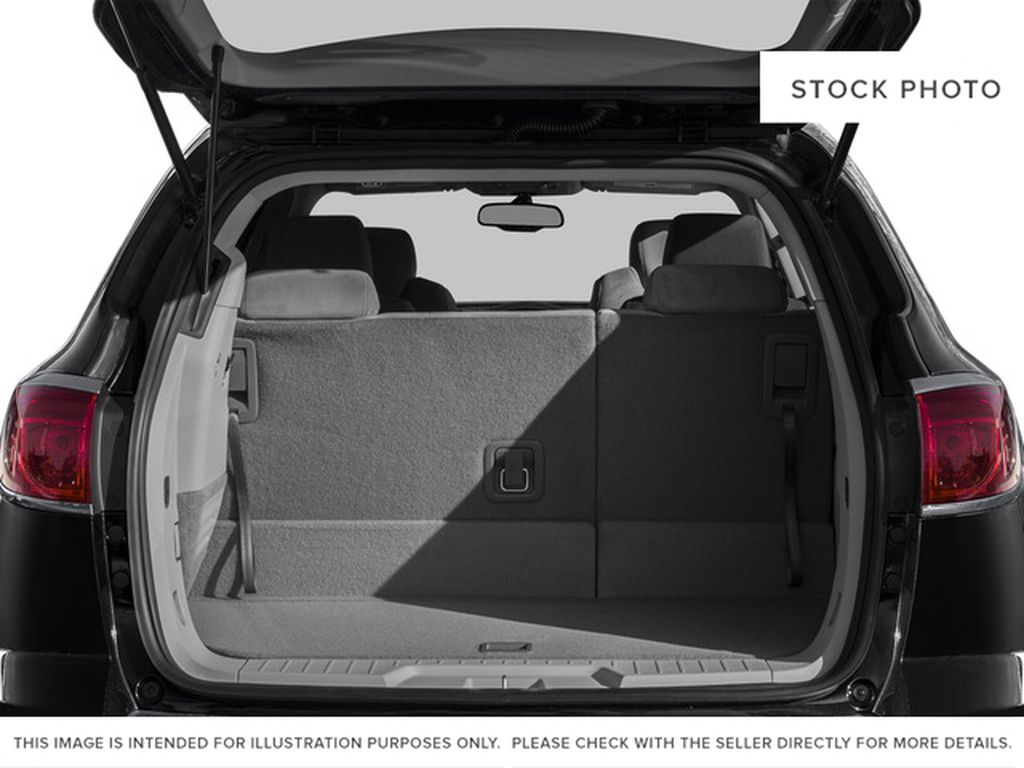 2016 Buick Enclave Trunk / Cargo Area Photo in Brooks AB
