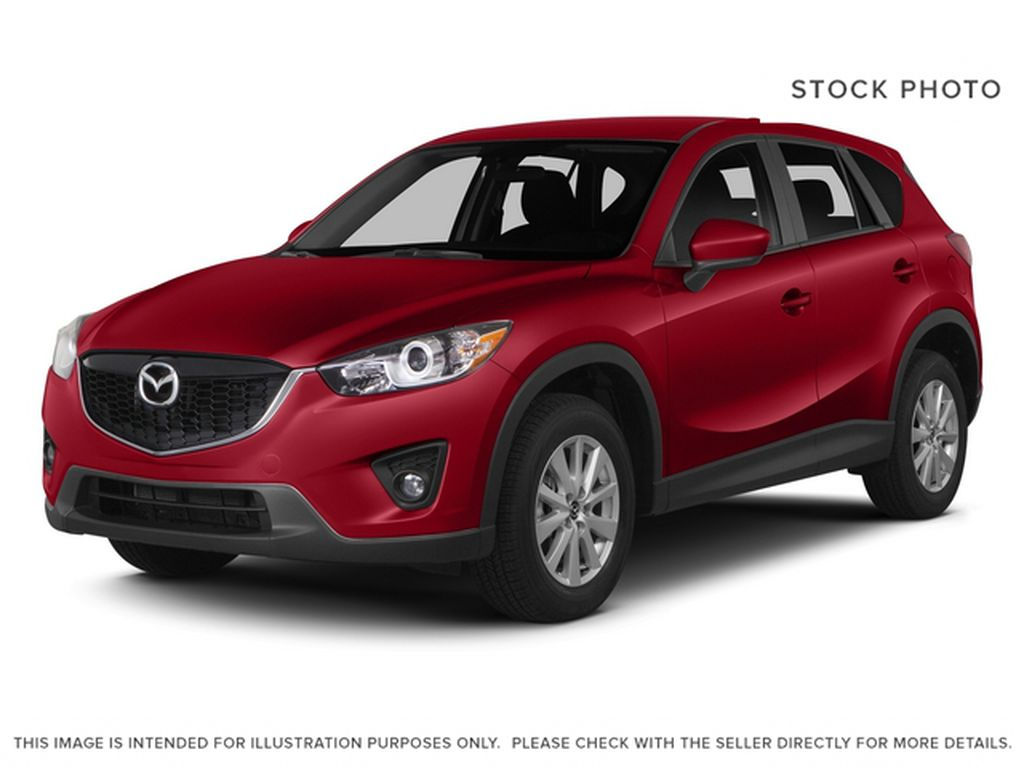 Red[Soul Red Mica] 2015 Mazda CX-5 Grand Touring
