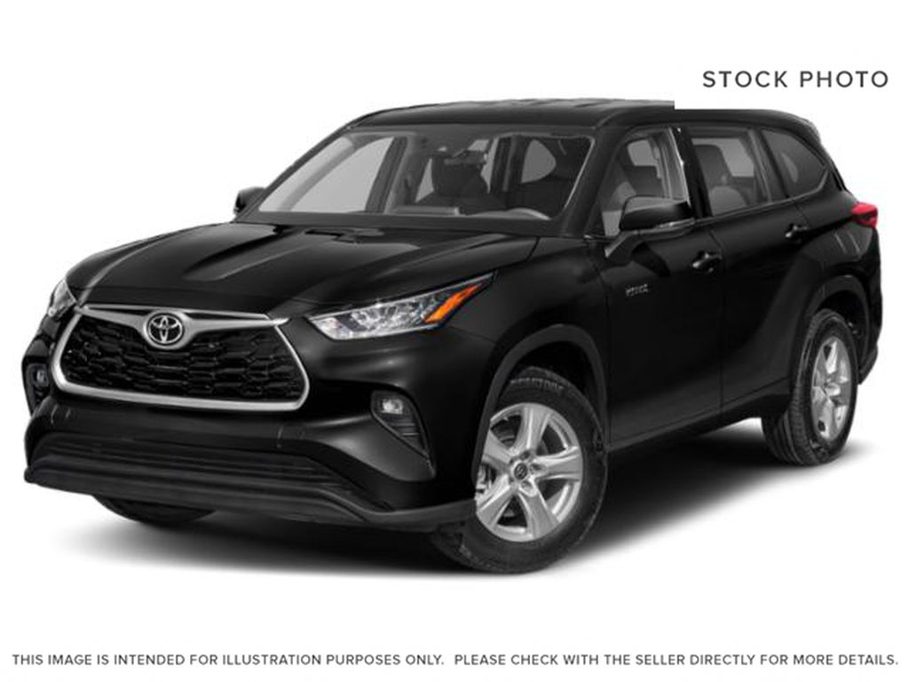 Black[Midnight Black Metallic] 2020 Toyota Highlander