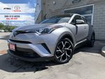 Silver 2018 Toyota C-HR Primary Listing Photo in Brampton ON