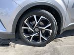 Silver 2018 Toyota C-HR Left Front Corner Photo in Brampton ON