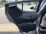 Silver 2018 Toyota C-HR Left Side Rear Seat  Photo in Brampton ON