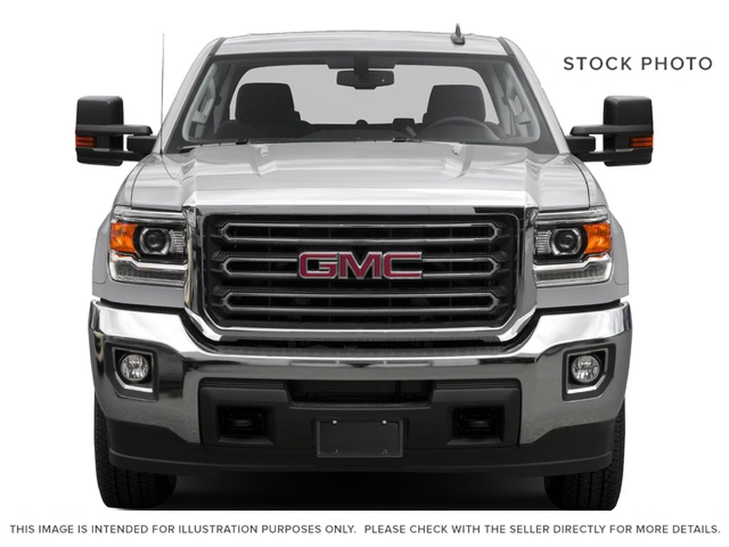 Blue[Stone Blue Metallic] 2018 GMC Sierra 3500HD Front Vehicle Photo in Fort Macleod AB
